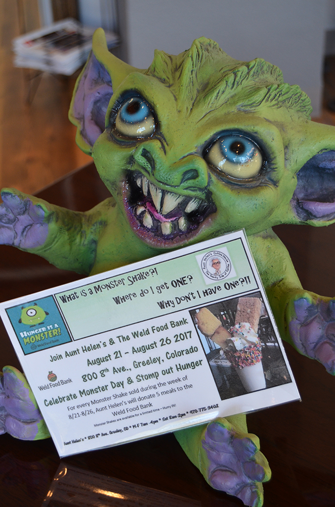 Gremlin with Flyer