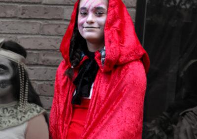 14 Mauled Red Reding Hood