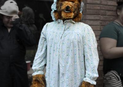 16 Big Bad Wolf