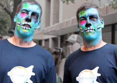 26 Twin Zombies