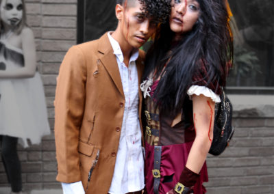 27 Steampunk Zombies