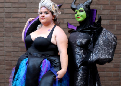 37 Disney Villaais (Ursula and Maleficent)
