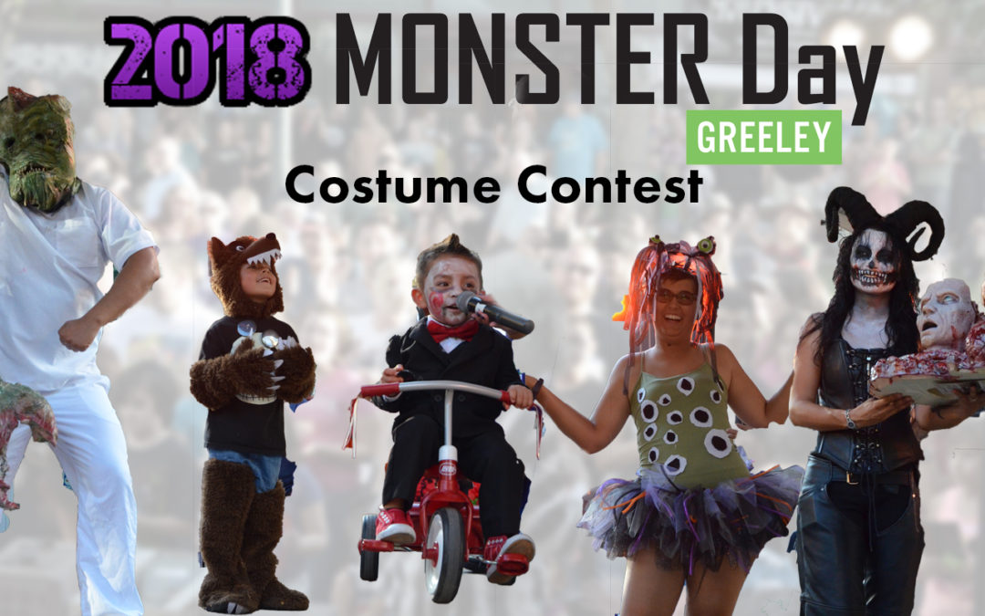 Monster Day Greeley 2018 Costume Contest