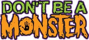 dont-be-a-monster-logo