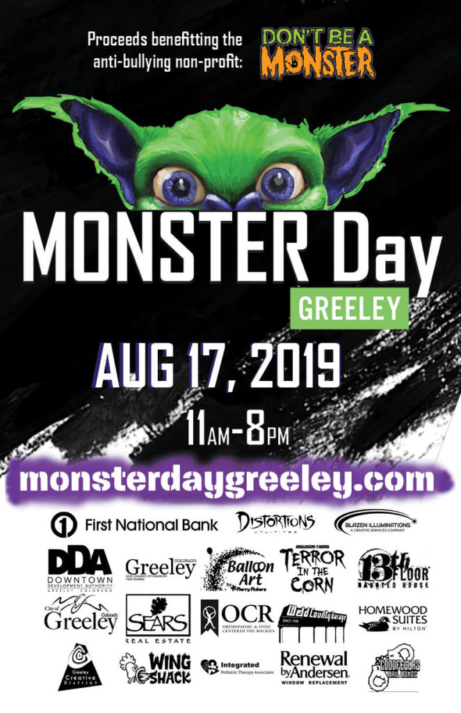 Monster Day Greeley 2019