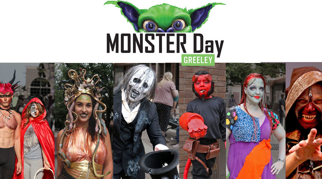 Monster Day Greeley 2019 Costume Contest Photos