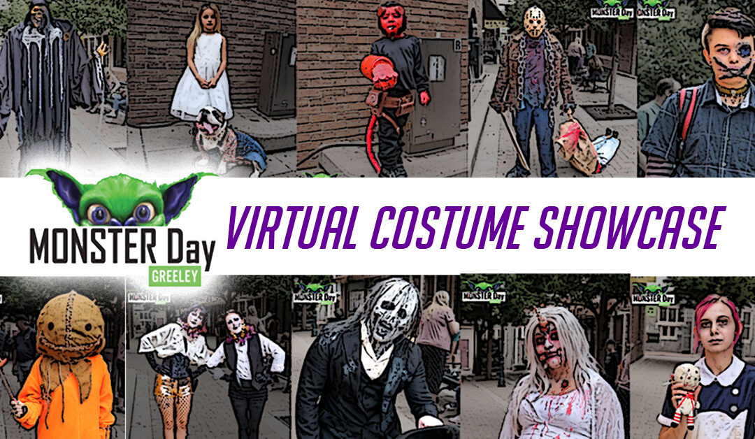 Enter The Virtual Costume Showcase – Monster Day 2020