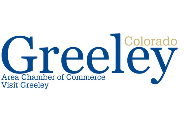 Greeley Chamber of Commerce - Visit Greeley Logo